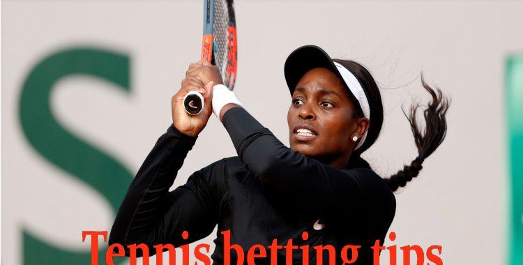 start tennis betting